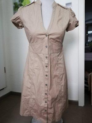 Mango Basics Militär Kleid Gr. M