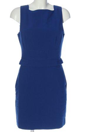 Mango Basics Minikleid blau Elegant