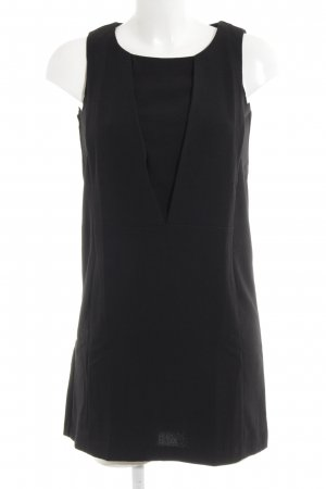 Mango Basics Minikleid schwarz Elegant