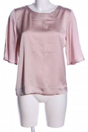 Mango Basics Oversized Bluse pink Business-Look