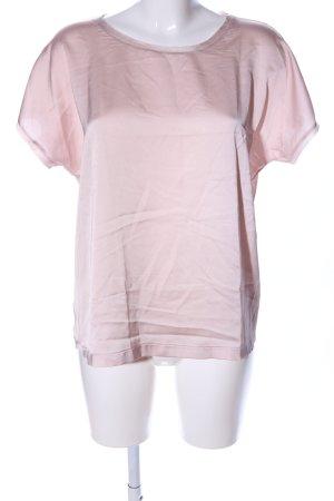 Mango Basics Oversized Shirt pink Casual-Look