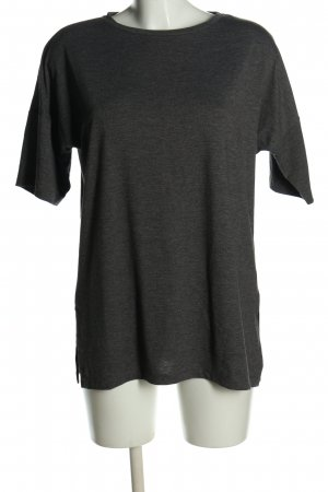 Mango Basics Oversized Shirt hellgrau Casual-Look