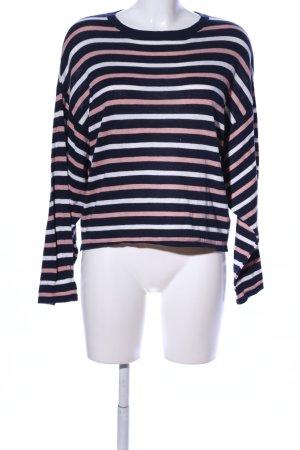 Mango Basics Stripe Shirt multicolored casual look