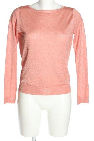 Mango Basics Rückenfreie Top pink Casual-Look