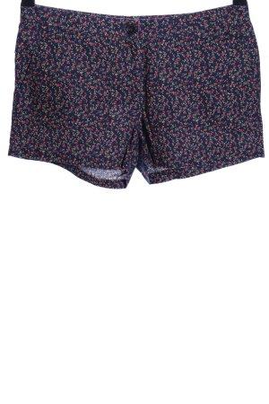 Mango Basics Shorts Allover-Druck Casual-Look