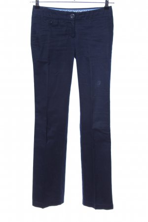 Mango Basics Stoffhose blau Casual-Look