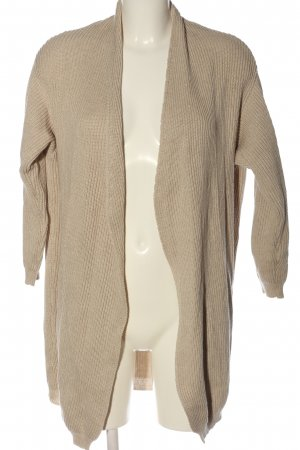 Mango Basics Strick Cardigan creme Casual-Look