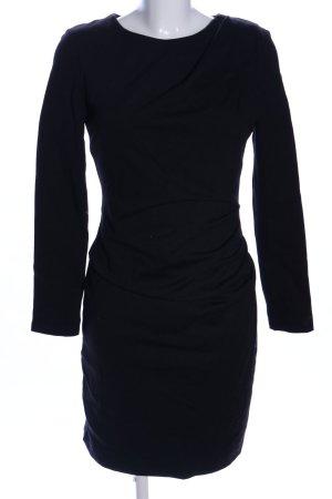 Mango Basics Sweat Dress black business style