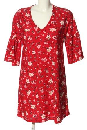 Mango Basics Tunic Dress allover print casual look