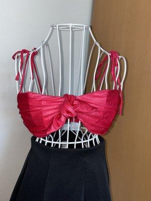 Mango Bikini Oberteil mit Knoten