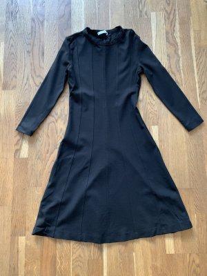 Mango Black Dress