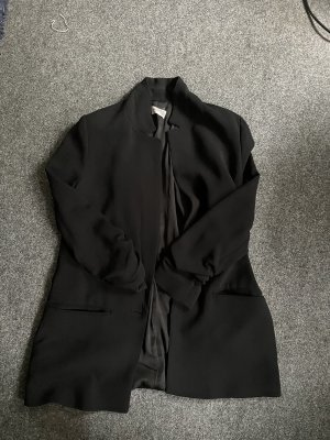 Mango Klassischer Blazer black