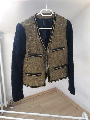 Mango Suit Blazer en tweed multicolore