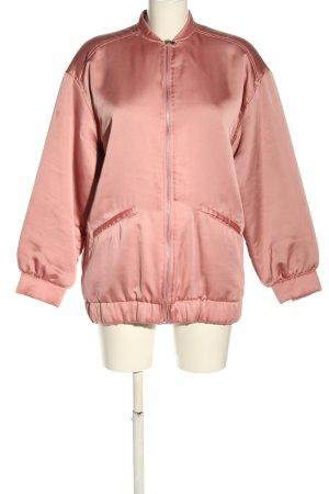 Mango Blouson pink Casual-Look