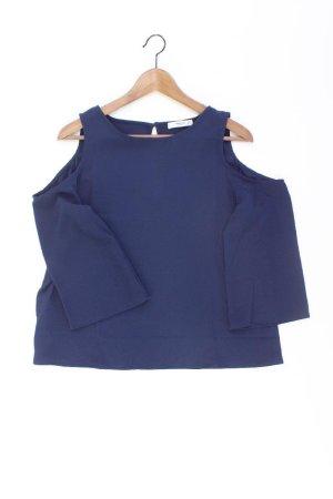 Mango Bluse blau Größe S