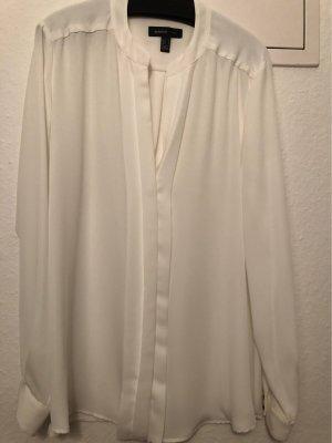 Mango Bluse Hemd Weiß Gr M (36/38)