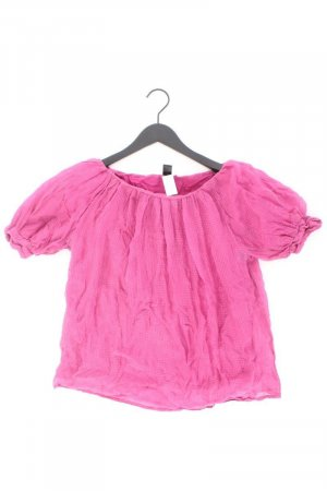 Mango Bluse pink Größe L
