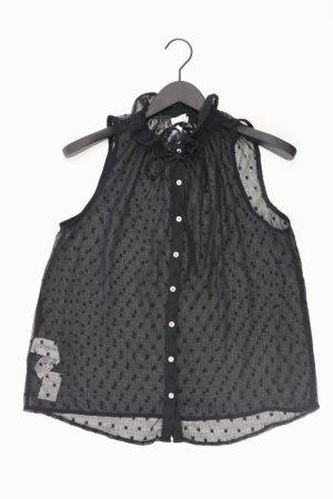 Mango Blouse black polyester
