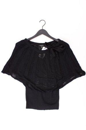 Mango Bluse schwarz Größe S