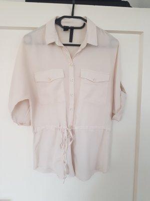 MANGO Blusenhemd