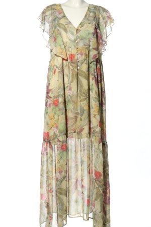 Mango Blusenkleid Blumenmuster Casual-Look