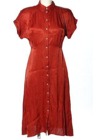 Mango Blusenkleid rot Elegant