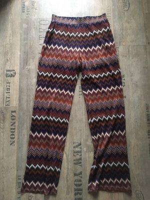 Mango Suit Culottes multicolored