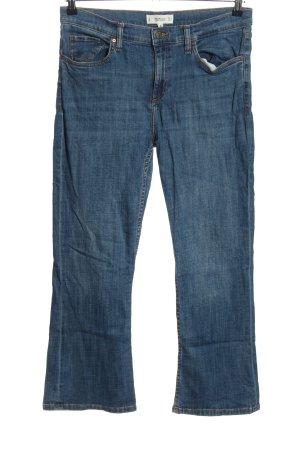 Mango Boot Cut Jeans blue casual look
