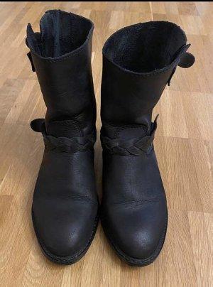Mango Boots in schwarz Gr. 38