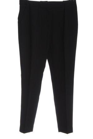 Mango Pantalón de pinza negro estilo «business»