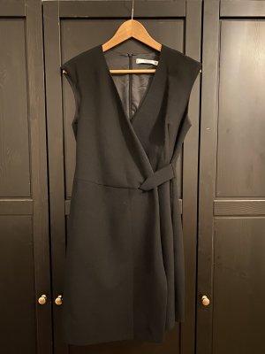 Mango businesskleid wickelkleid elegant