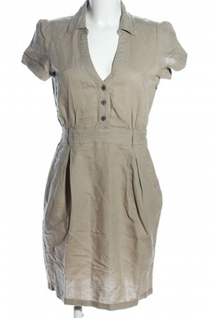 Mango Cargo Dress light grey casual look