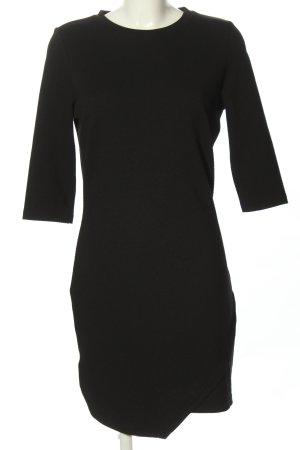 Mango casual A-Linien Kleid schwarz Casual-Look