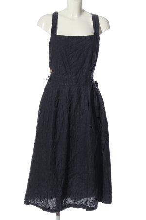 Mango casual A-Linien Kleid blau Elegant