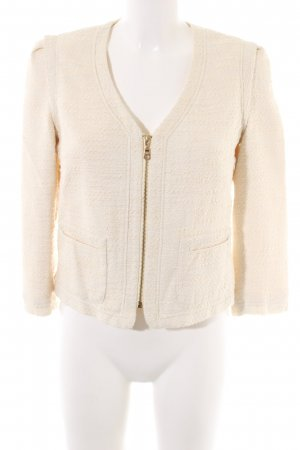 Mango casual Blouson creme Business-Look