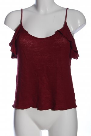 Mango casual Camisole rot Casual-Look