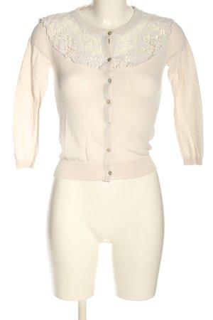 Mango casual Kardigan w kolorze białej wełny W stylu casual