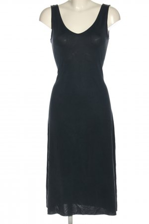 Mango casual Vestido cut out azul look casual