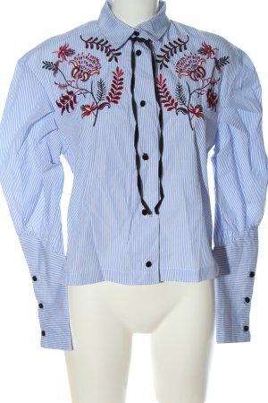Mango casual Hemd-Bluse Streifenmuster Casual-Look