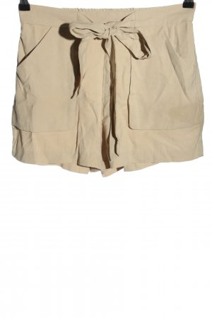 Mango casual High-Waist-Shorts natural white casual look