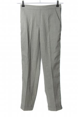 Mango casual Treggings light grey flecked business style