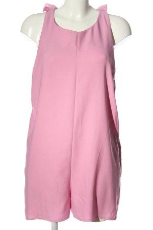 Mango casual Kurzer Jumpsuit pink Casual-Look