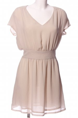 Mango casual Minikleid creme Casual-Look