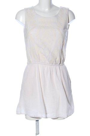 Mango casual Minikleid weiß-wollweiß Casual-Look