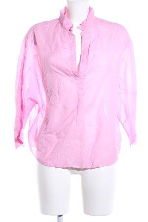 Mango casual Camicia oversize rosa stile casual