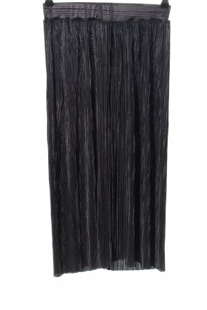 Mango casual Pleated Skirt black casual look