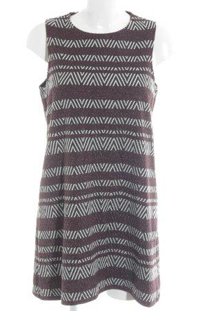 Mango casual Tube Dress striped pattern elegant
