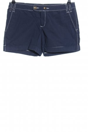 Mango casual Shorts blau Casual-Look