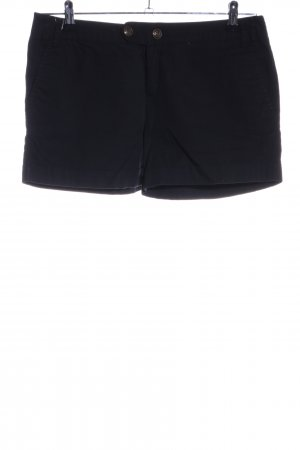 Mango casual Shorts schwarz Casual-Look