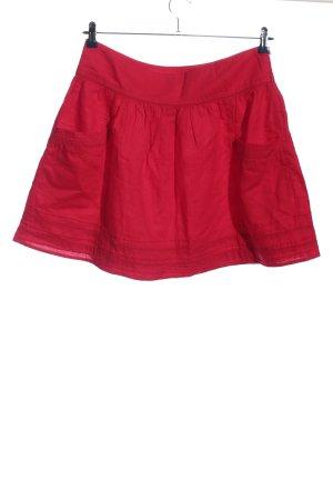 Mango Casual Sportswear Glockenrock rot Casual-Look